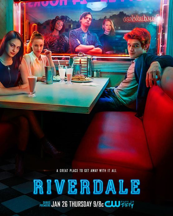 New poster for Riverdale