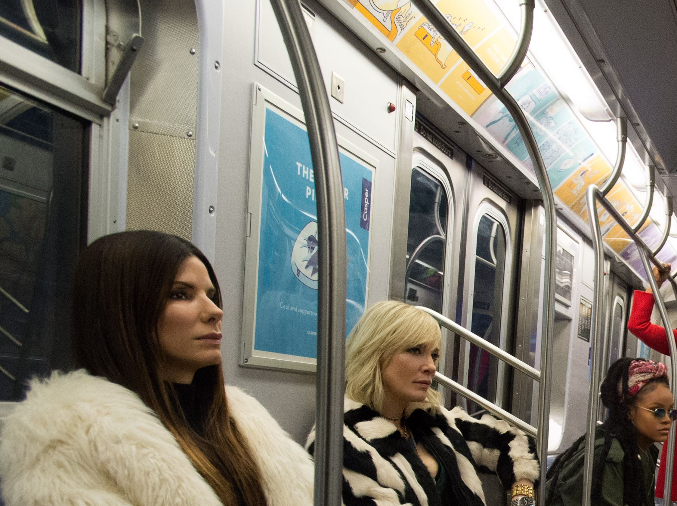 First look at the cast of Ocean's Eight