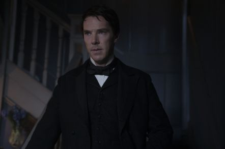 First look at Benedict Cumberbatch as Thomas Edison in The C
