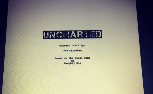 Joe Carnahan reveals that the Uncharted script has been fini