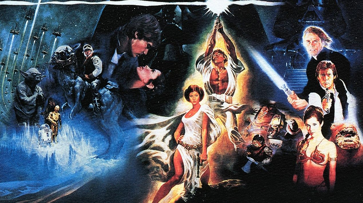 The original trilogy