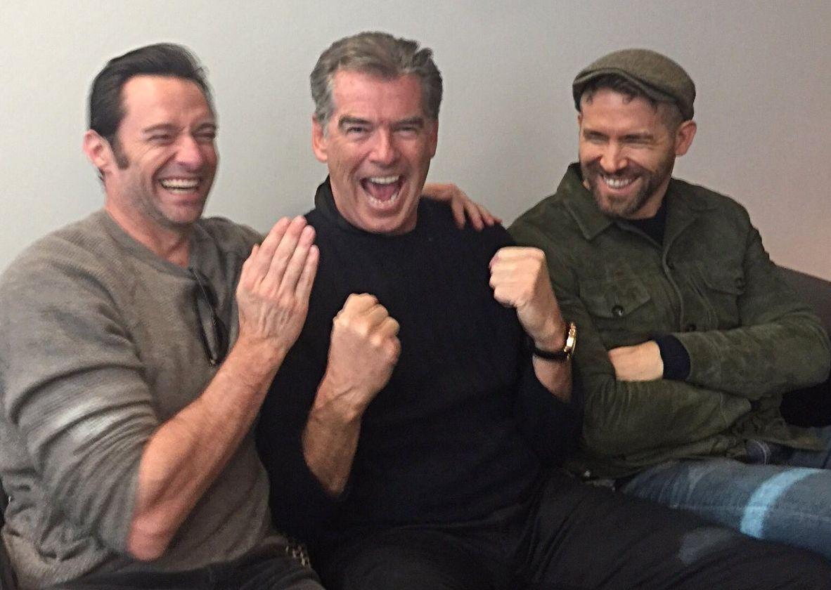 Logan, Bond and Wade