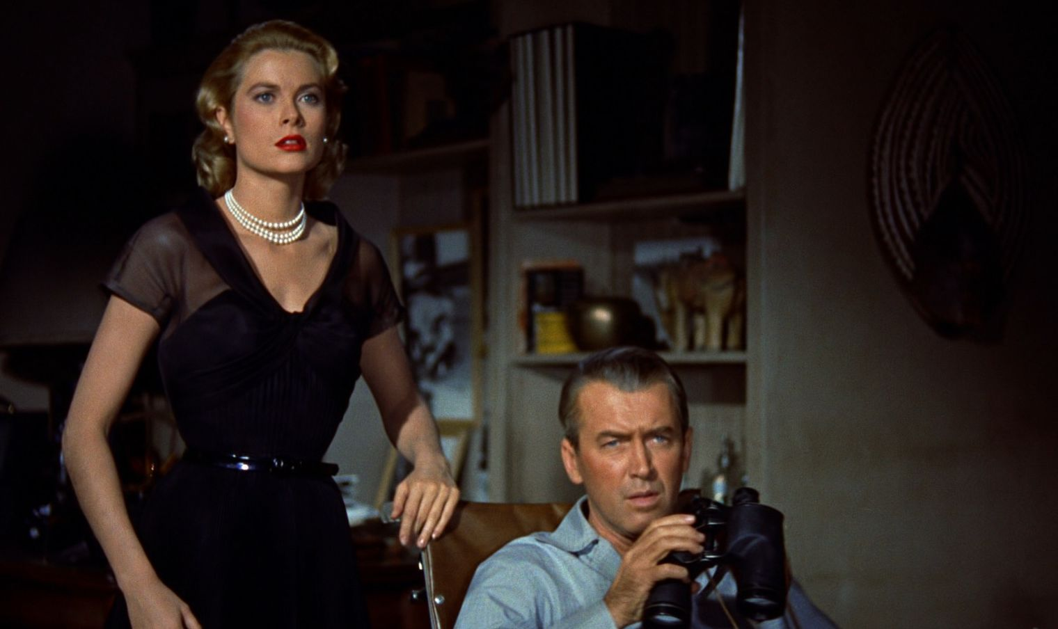 Rear window 1954 a retrospective review cultjer - La finestra sul cortile remake ...