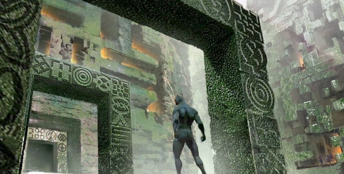 New concept art for 'Black Panther'