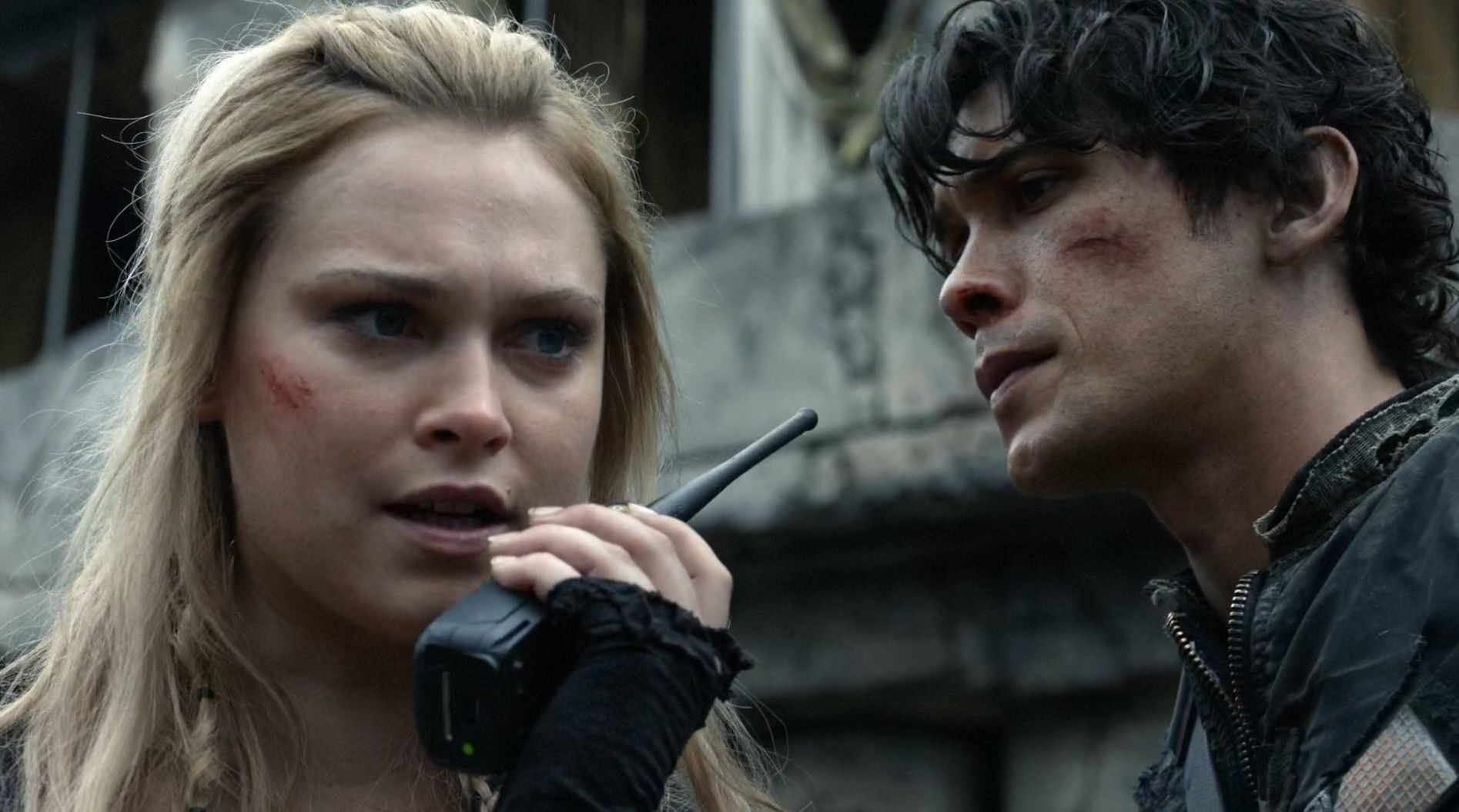 bellamy and clarke in echoes