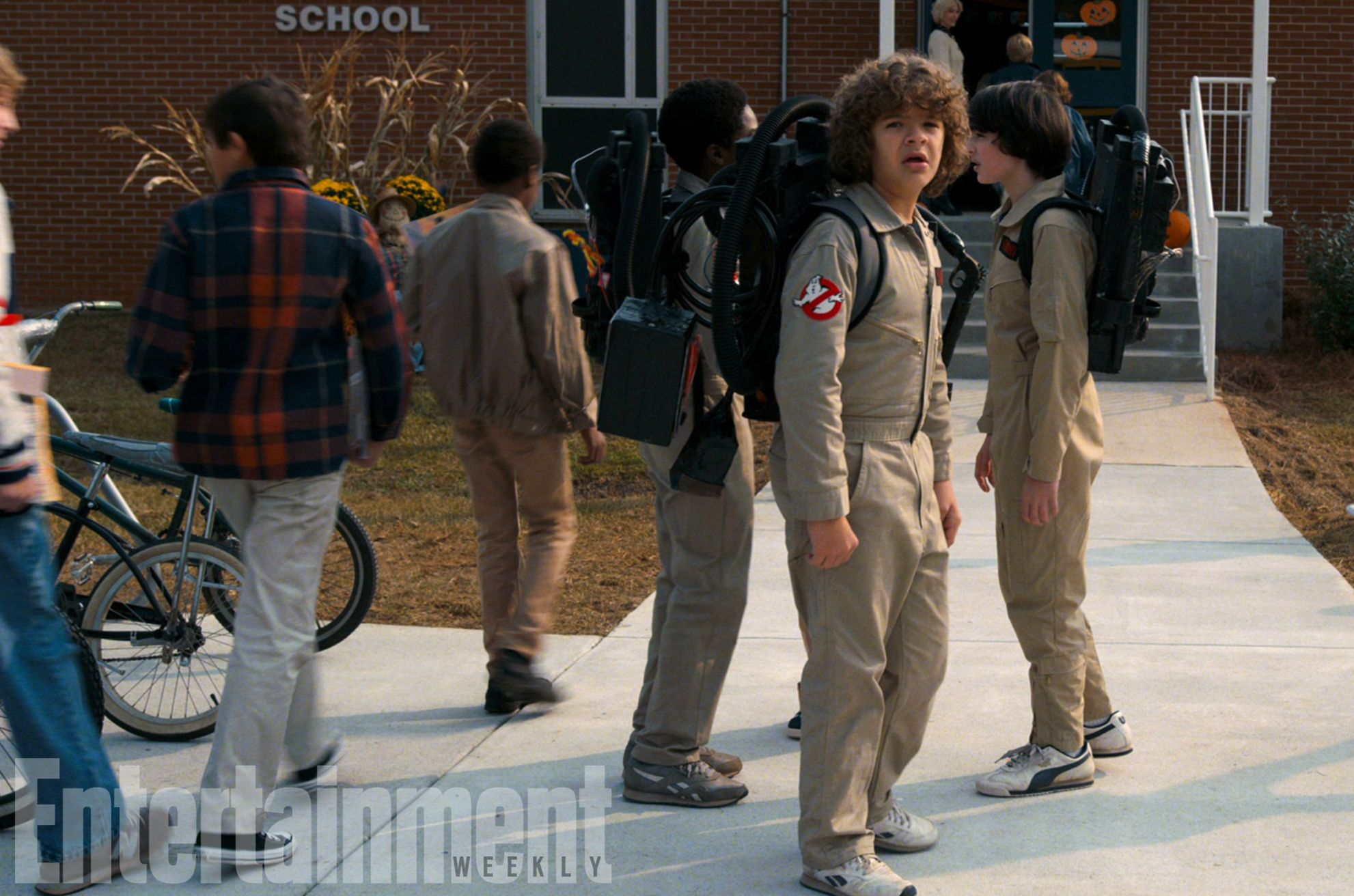 First image for 'Stranger Things' Season 2, trailer to air d