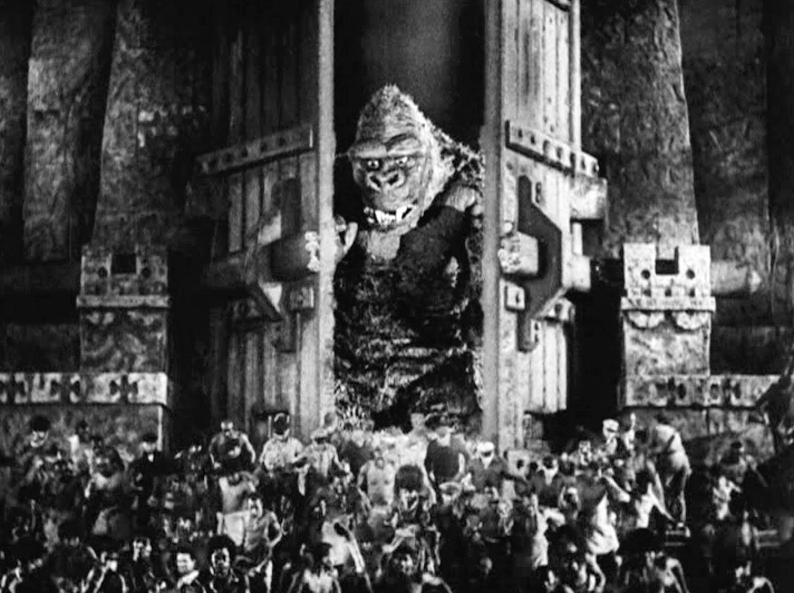 King kong 1933 dvd