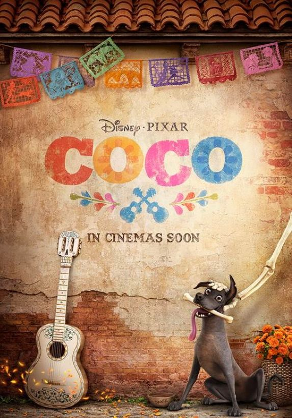 Disney-Pixar's Coco in Cinemas Soon