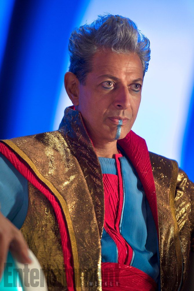 Jeff Goldblum as The Grandmaster