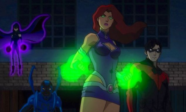 Teen Titans: The Judas Contract to World Premiere at Wonderc