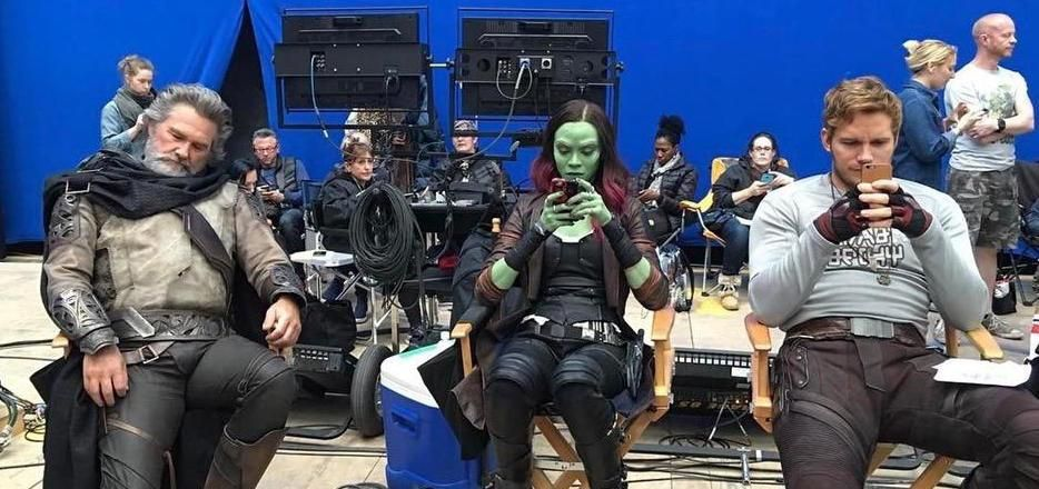 Guardians of the Galaxy Vol. 2 Behind the Scenes