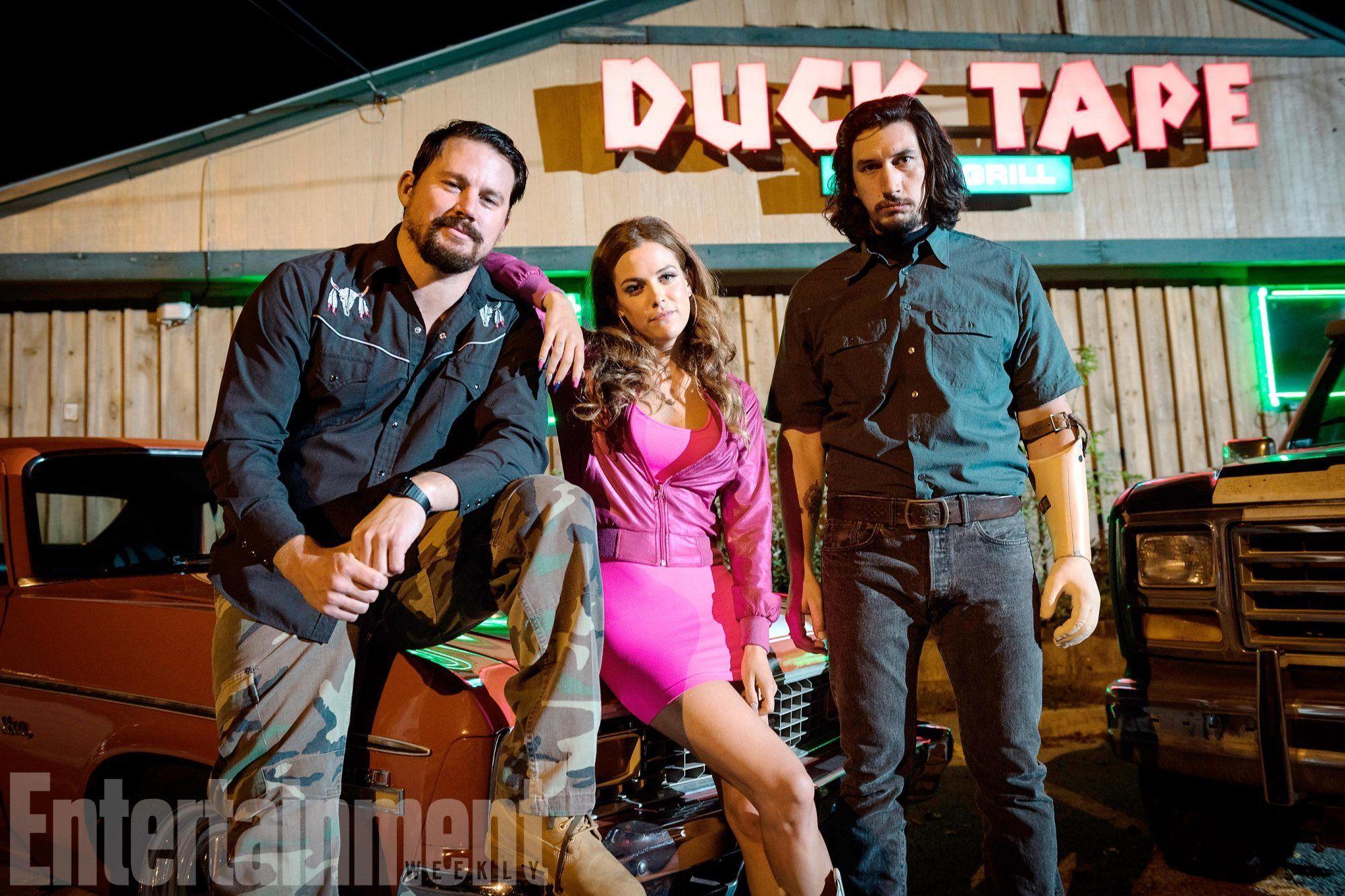 Logan Lucky cast
