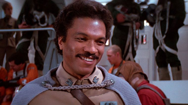Lando Calrissian won't be appearing in Star Wars: The Last J
