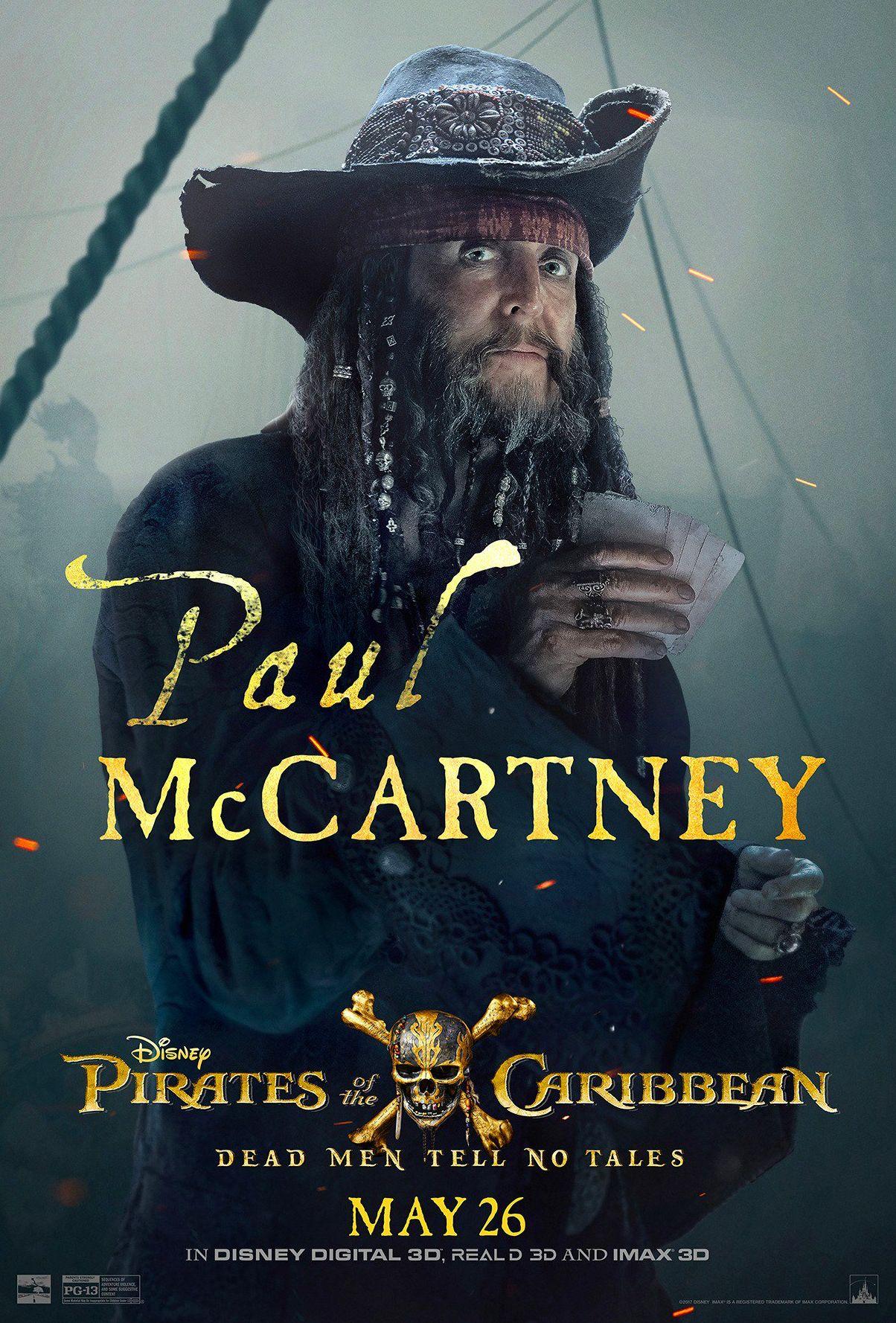Paul McCartney as Jail Guard 2