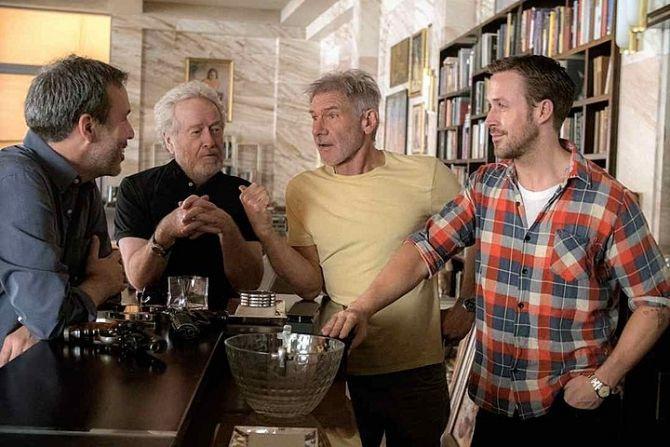Blade Runner 2049 Behind the Scenes