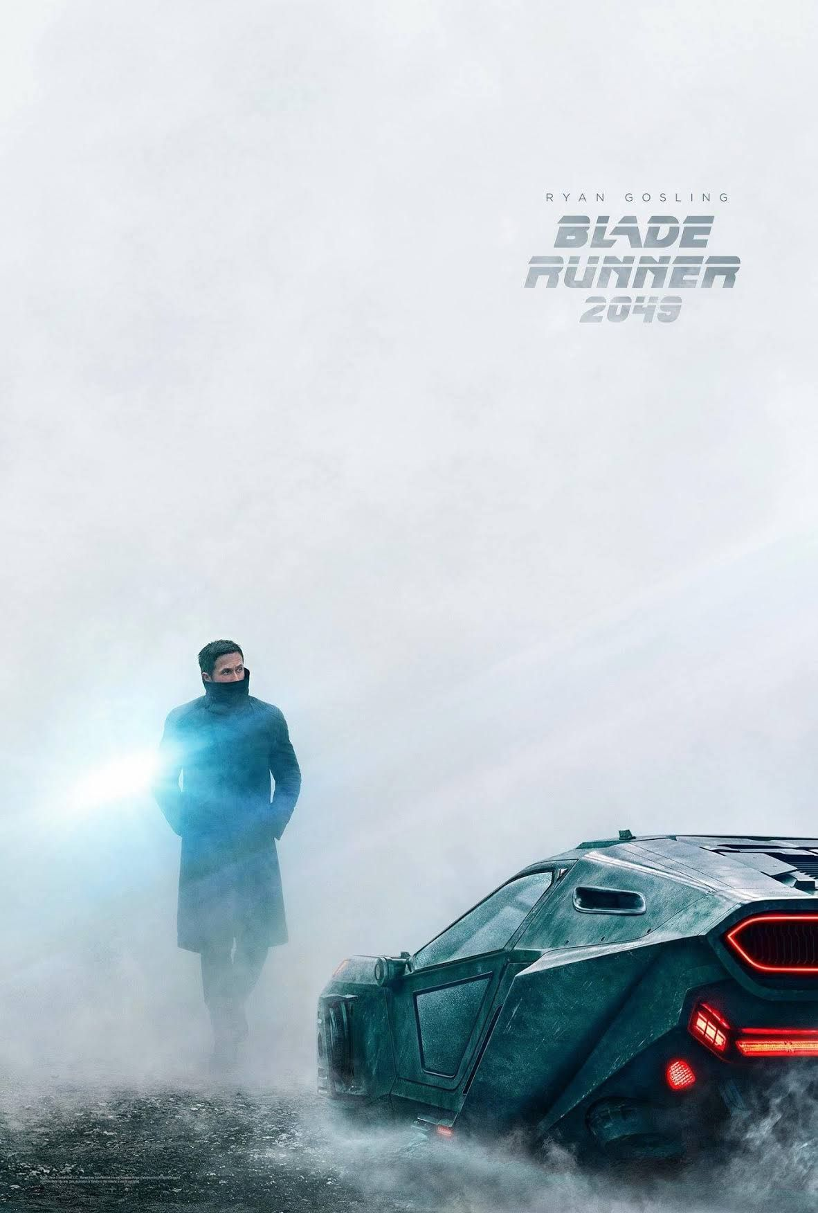 Blade Runner 2049 poster (Ryan Gosling)