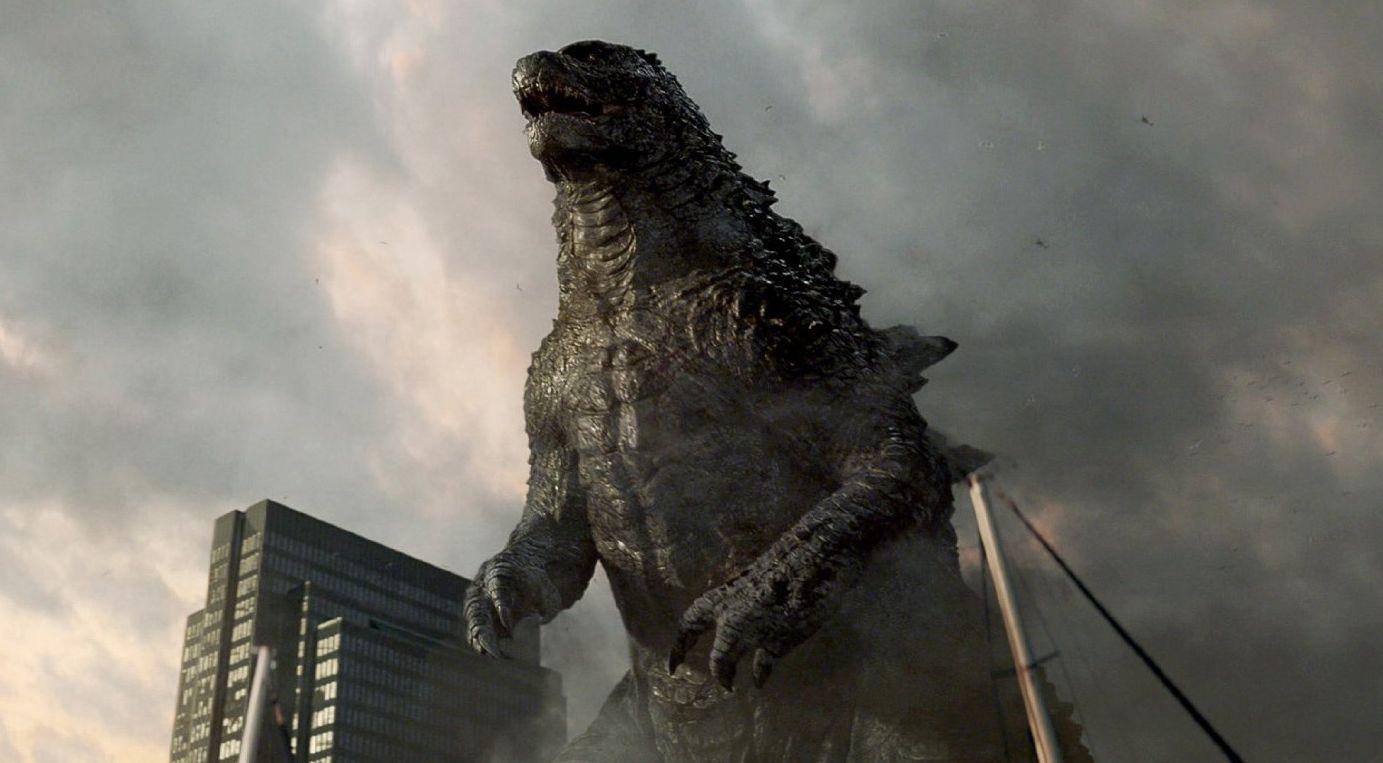 Godzilla (2014) - WB