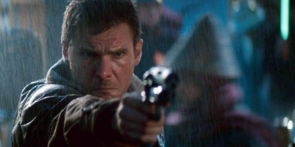 Blade Runner (1982) Gun