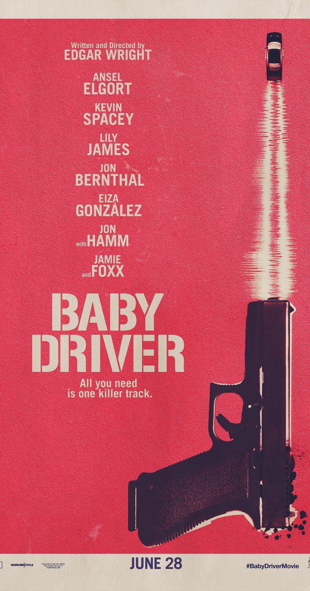 Baby Driver Poster | Cultjer