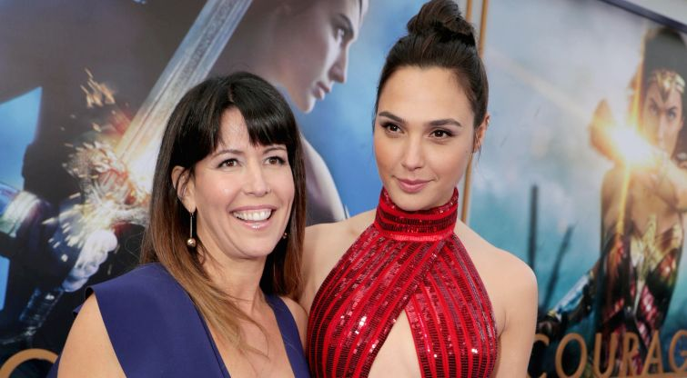 Congrats to Patty Jenkins and co!  'Wonder Woman' is now the