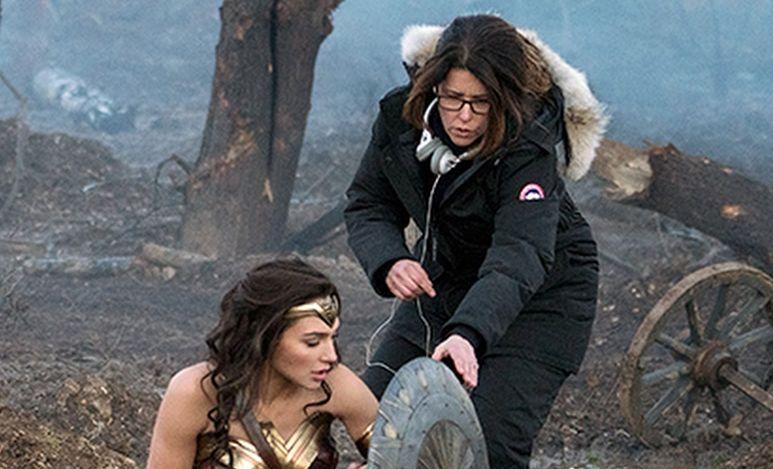 Patty Jenkins, Wonder Woman