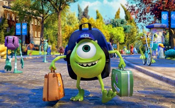 """Monsters University"" (2013)"
