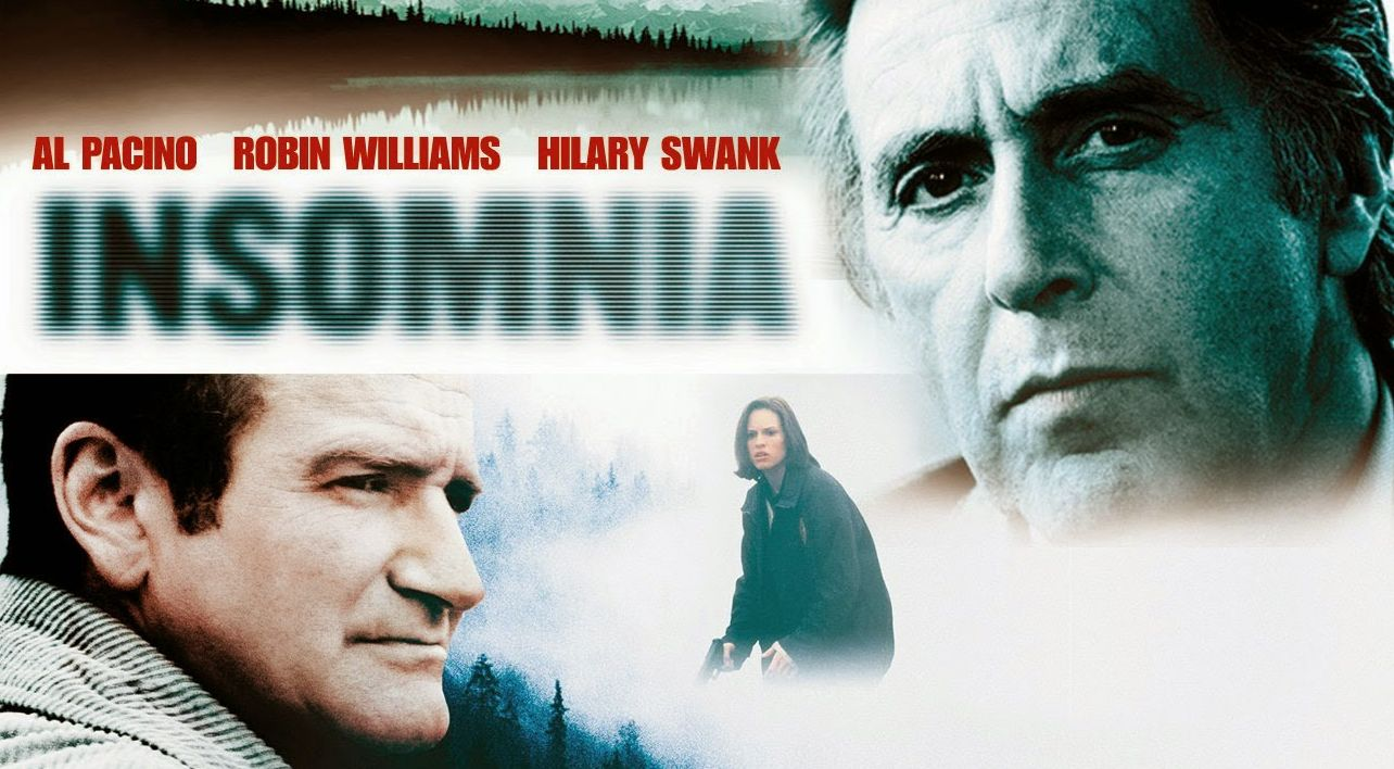 Poster for Insomnia