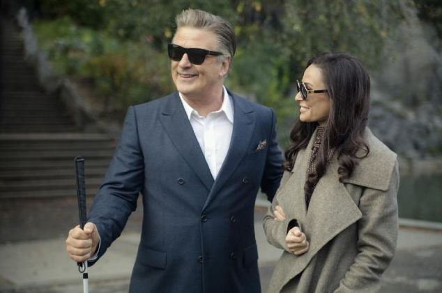 "Alec Baldwin and Demi Moore in ""Blind"""