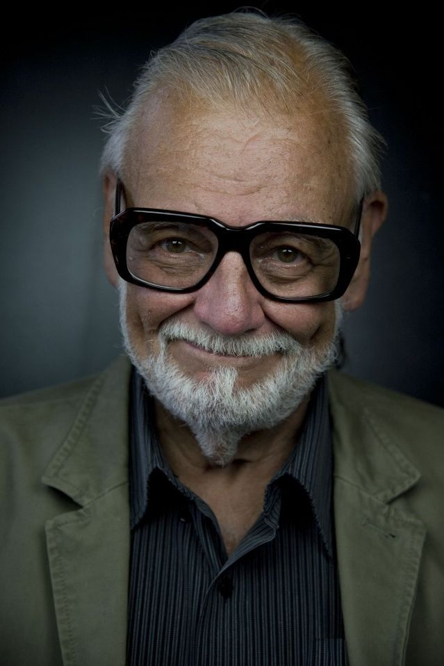 George A. Romero—director of Night Of The Living Dead has