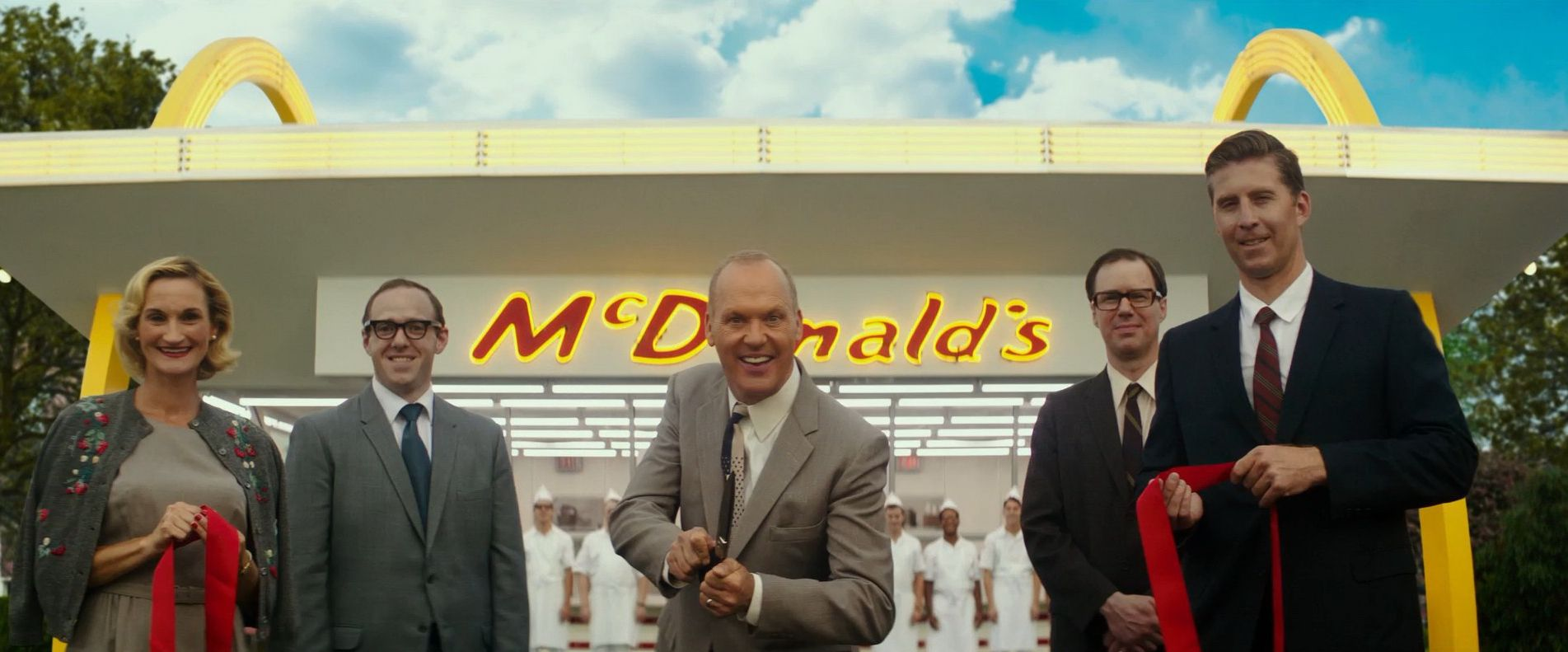 Michael Keaton - The Founder