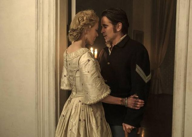 """Nicole Kidman and Colin Farrell in """"The Beguiled"""""""