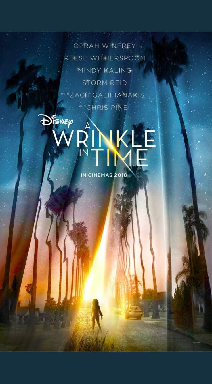 First poster for Disney's 'A Wrinkle in Time'
