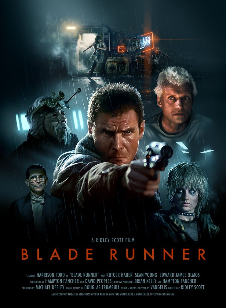 Image Result For Blade Runner
