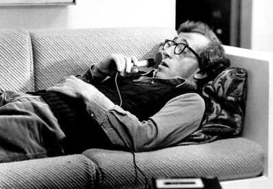 Woody Allen detailing what makes life worth living in Manhat