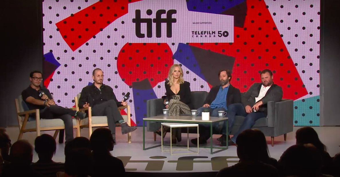 'mother!' at TIFF