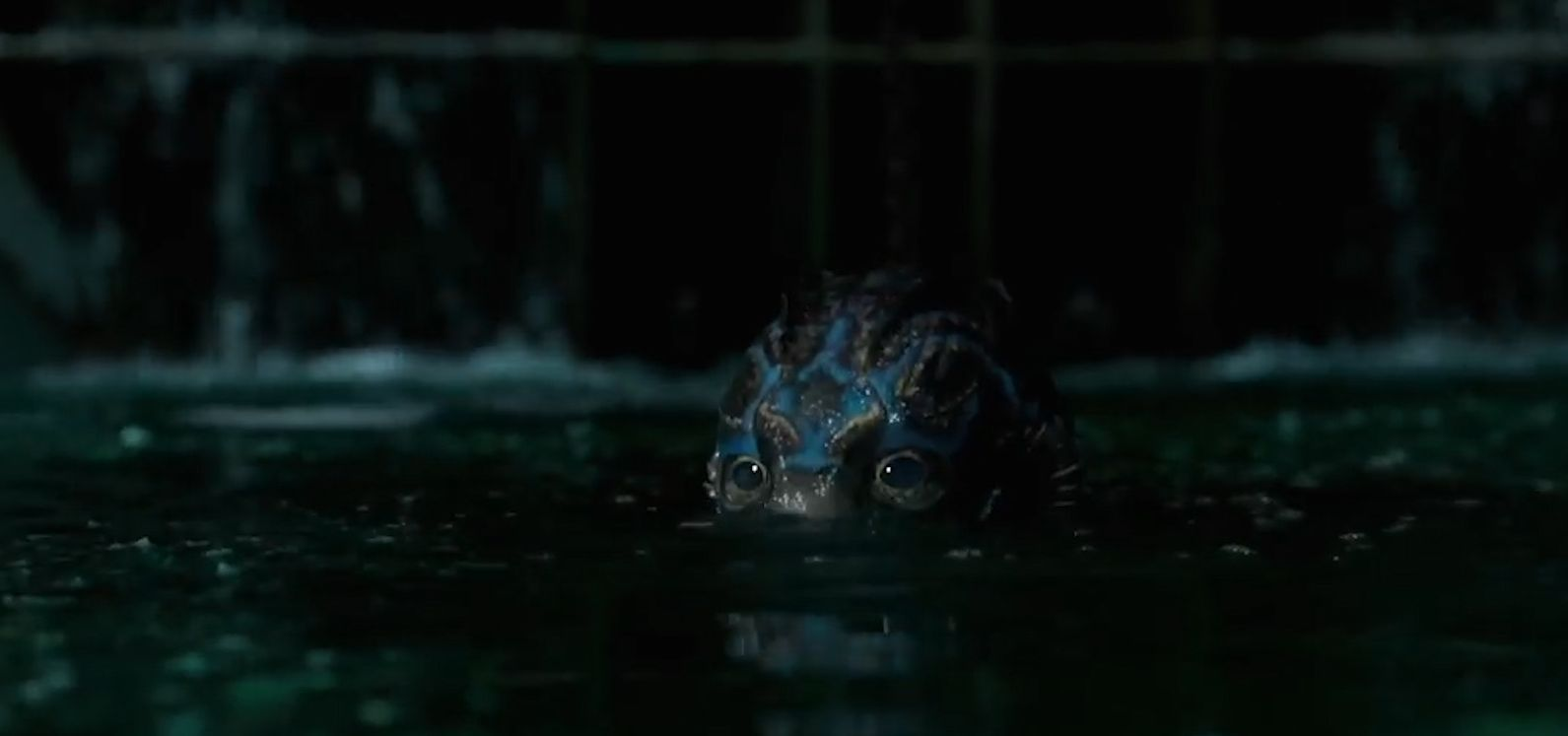 Something in the water, 'The Shape of Water'