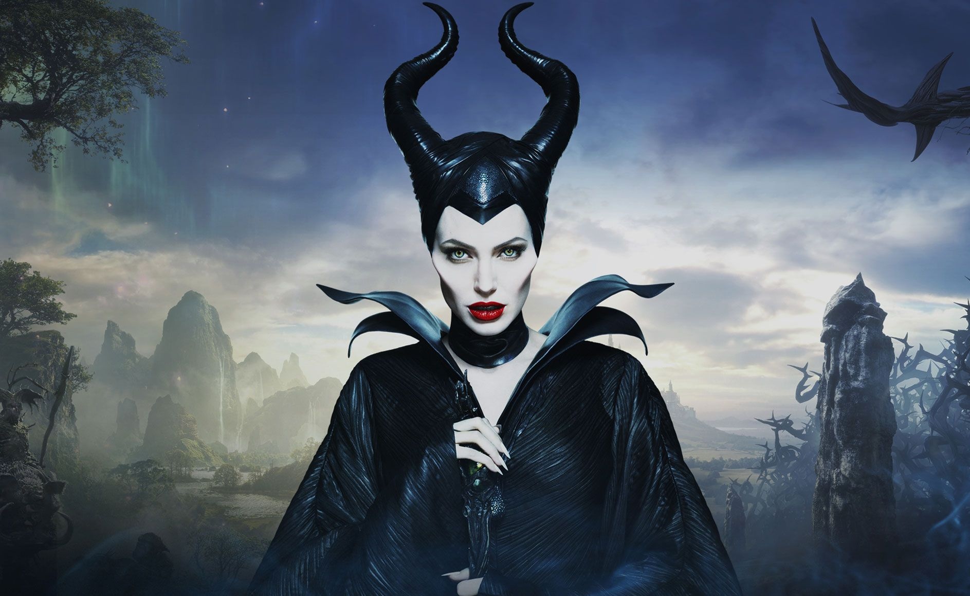Angelina Jolie • Disney's 'Maleficent'