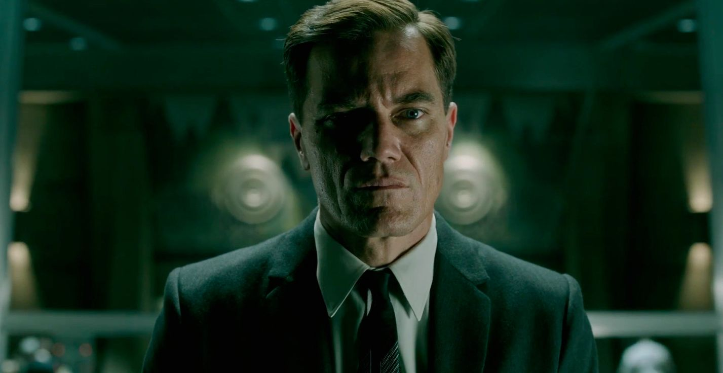 Michael Shannon, The Shape of Water