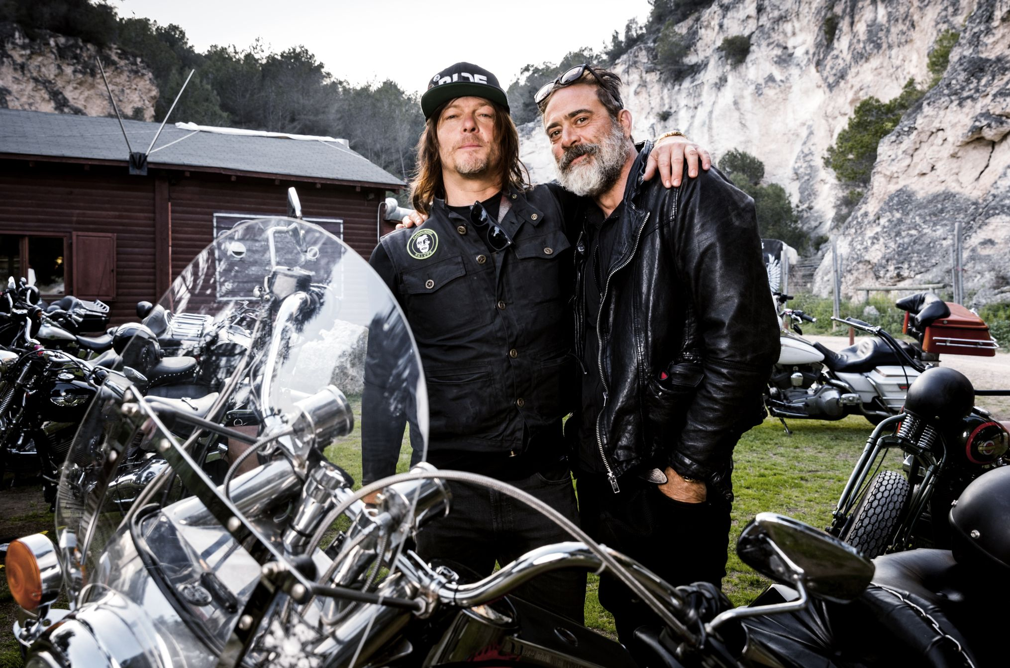 Ride With Norman Reedus Season 2 - special guest Jeffrey Dea