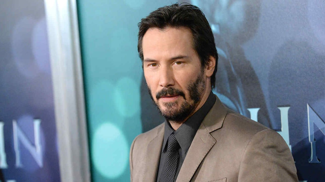 Keanu Reeves goes to extreme measures in his next film ...