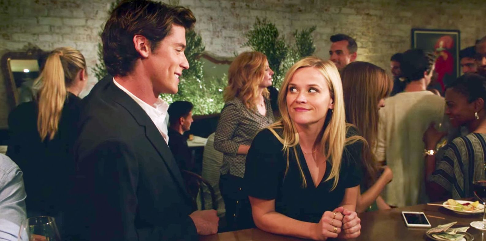 "Pico Alexander and Reese Witherspoon in ""Home Again"""