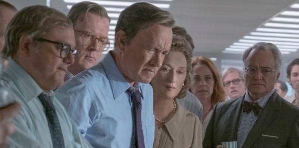 The West Wing meets Spotlight meets Homeland meets Hanks' Ha