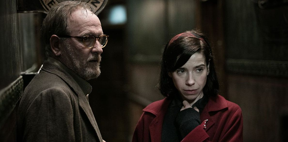Richard Jenkins and Sally Hawkins