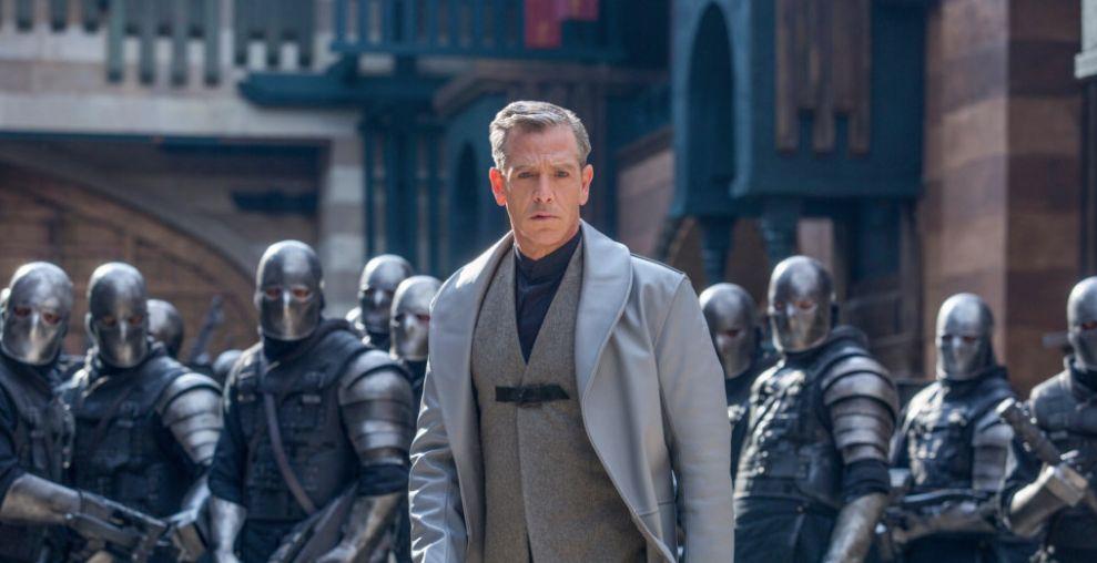 'Robin Hood' - Sheriff of Nottingham (Ben Mendelsohn)