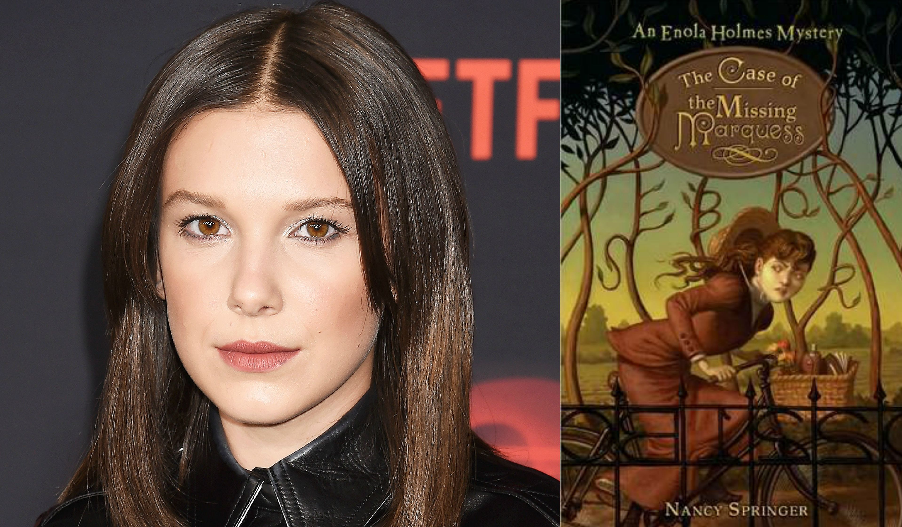 Millie Bobby Brown's next feature film follows the mysterious adventures of  'Enola Holmes'
