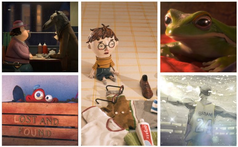 This year's Oscar Nominated Animated Shorts
