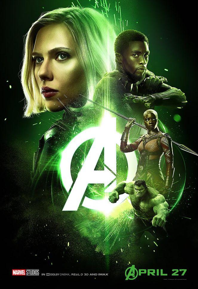 The Time Stone - Black Widow, Black Panther, Okoye, and Hulk