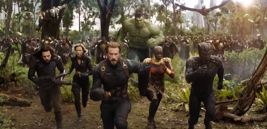 'Avengers: Infinity War' Release Date Moves Up One Week To ...