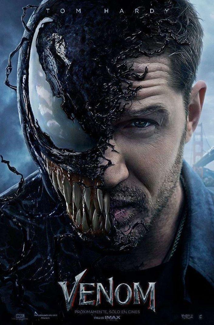 'Venom' Poster - Sony Pictures