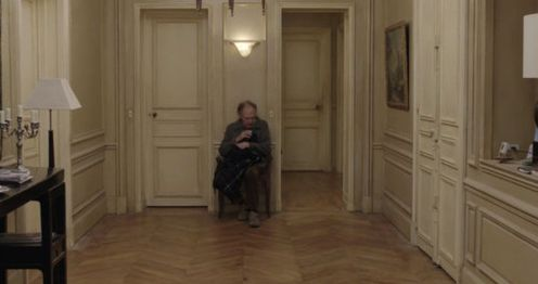 An example of the incredible framing of Amour